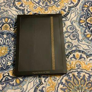 """Cynthia Rowley Black Folio 9-10"""" Tablets NWT"""